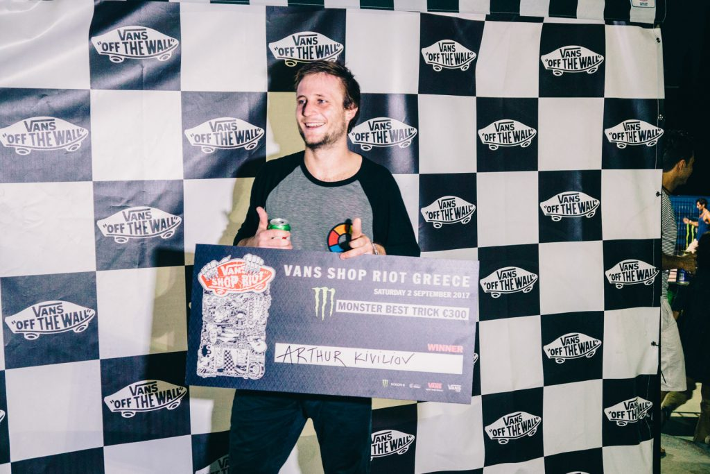 56d9ae1f2a And The Winner Is… (Vans Shop Riot – Greece)
